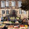 Balade gourmande au Marché des Lices – Rennes
