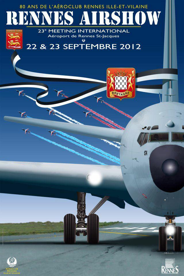 Rennes Airshow - 23ème meeting international