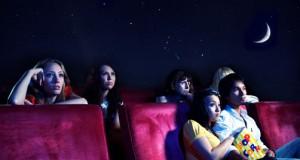 Cinéma en plein air à la Mairie